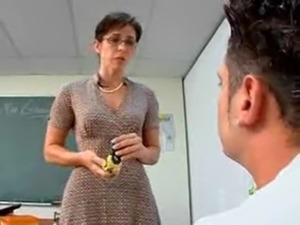 Lesbian teacher video