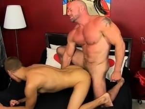 Teen muscle video