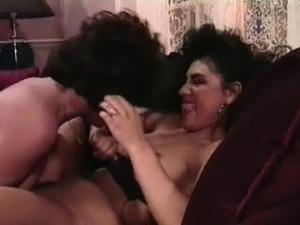 vintage boobs lesbian video