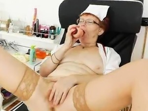 nurse video fuck