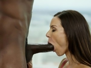 black guy seduce straight porn