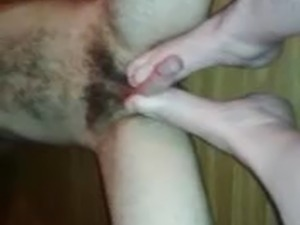 ebony foot models videos