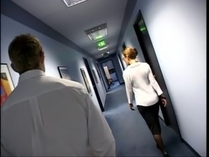 pantyhose office anal movies