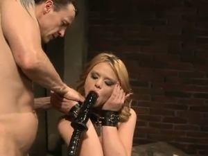 nude girl tortured bdsm pierced picture