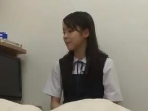 japanese school girl confinement