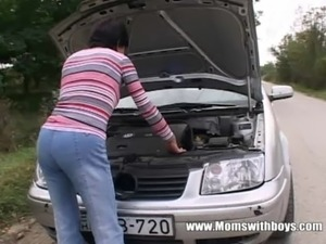 free car flashing vids