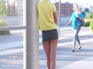 naked teen in public