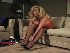 having sex in black nylons