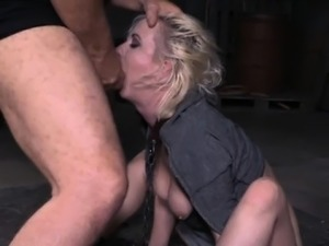 forced sex bdsm video