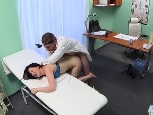 Nude doctor sex