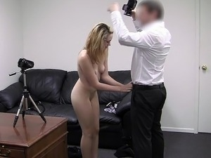 Sexy girls in the office
