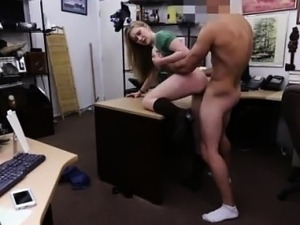 first time anal video crazy dumper