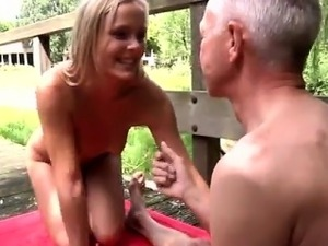 dirty young old men porn