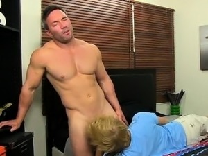 Guys caught wearing panties gay porn Beefy Brock Landon migh