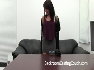 ass candid office girl