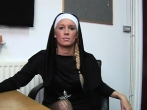 nuns and anal sex