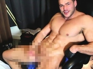 naked housewife jerks men off