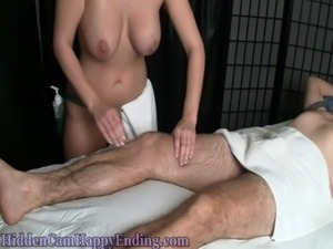 naked massage training video