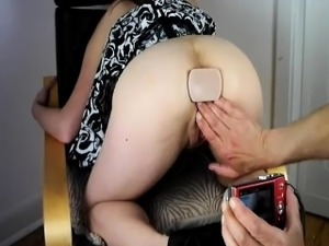 free first anal fisting video