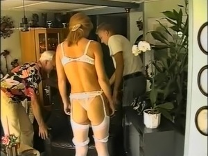 streaming danish blonde pussy