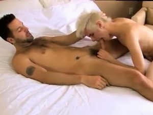Gay nude model with hairy chest first time Young Timo Garret