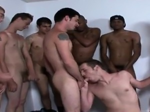 swingers cum party