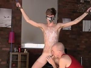 lesbian bdsm anal torture
