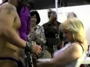 Sexy ass public