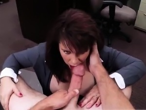 brunette young sex