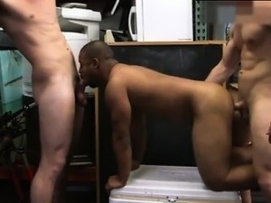 young boys and mature men