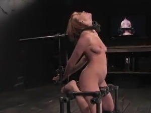 girls forced into hardcore bondage
