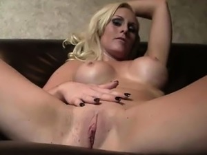 Perfect shaved pussy