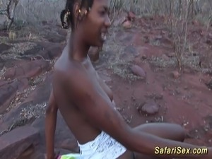 xxx white girls in african jungle