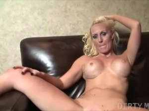 sexy blonde pussy dailymotion