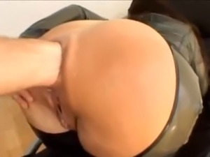 anal fisting amateur