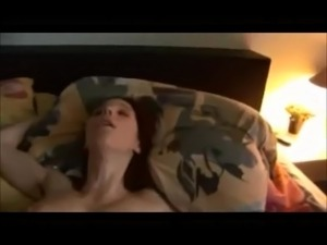 free video frustrated redhead girl masterbates