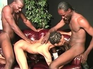 black men fucking white mens wives