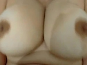 POV HUGE MASSIVE BOOBS SLOW MOTION