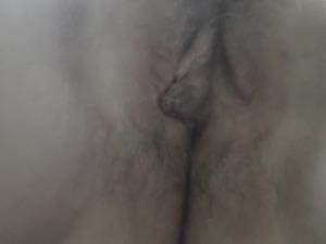 latina wife pussy close-up
