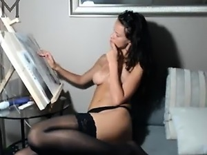 free solo finering porn movies