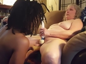 Interracial sex tv