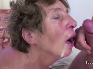 grannies loves black dicks