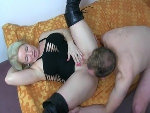 Couple having sex live