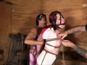 mmf threesome kinky video