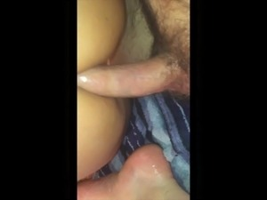 terrible asian double anal
