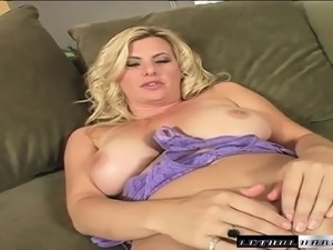 blond milf black dick