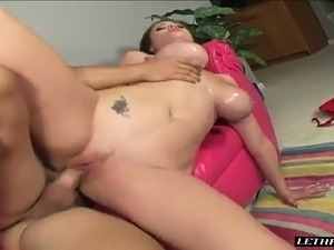 brunette little wet pussy slut thumbs