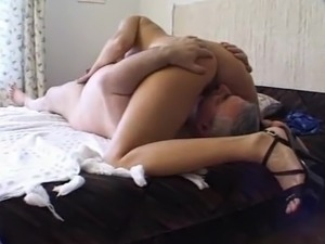 two girls fuck old man videos