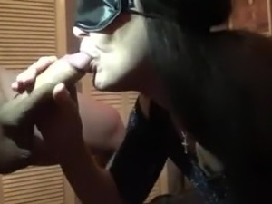 Bi Threesome with Wife and Stranger