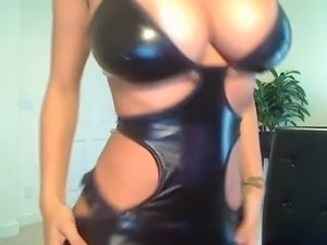 hot latex chicks vids